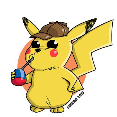 Gustavo lucero pikachu m