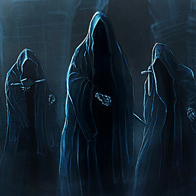 Spencer ford nazgul