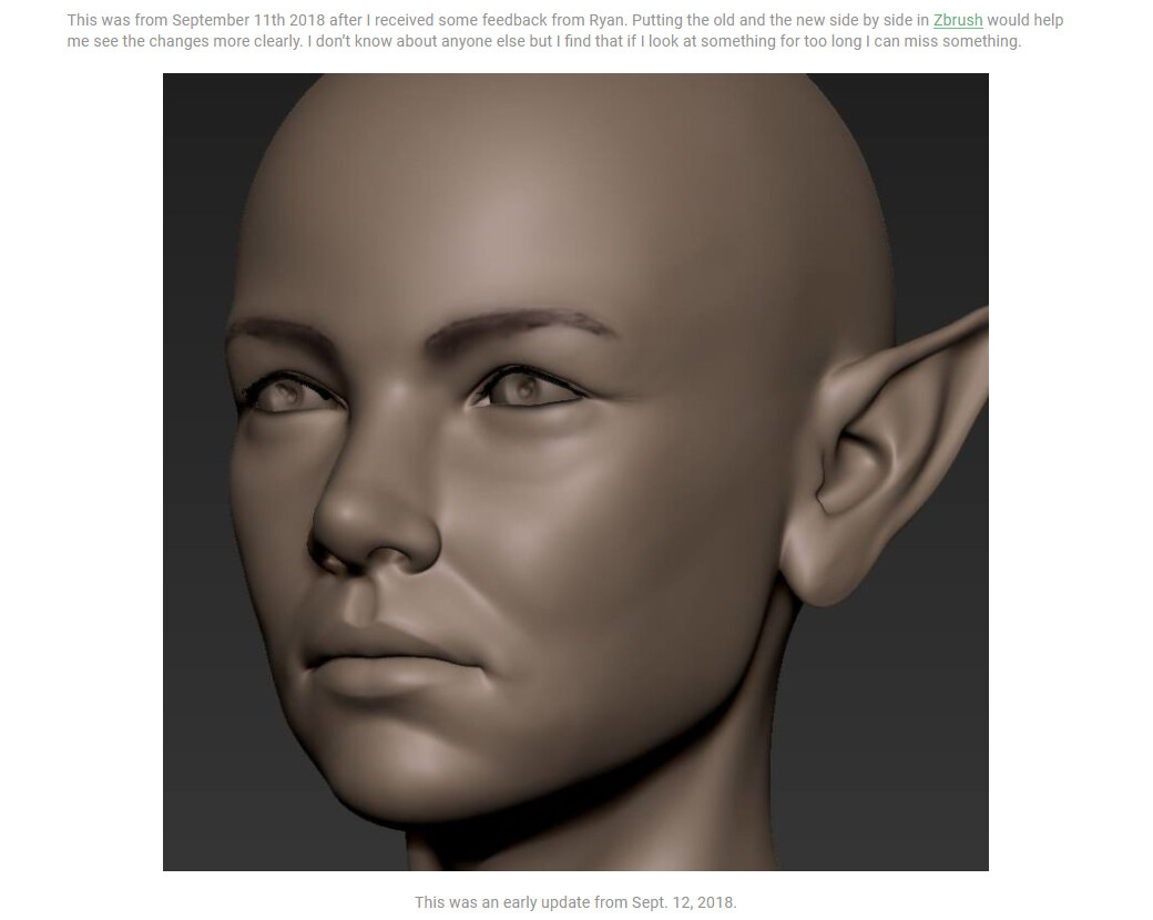 Julie beliveau sculpting workflow7
