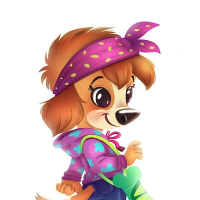 Vipin jacob dog