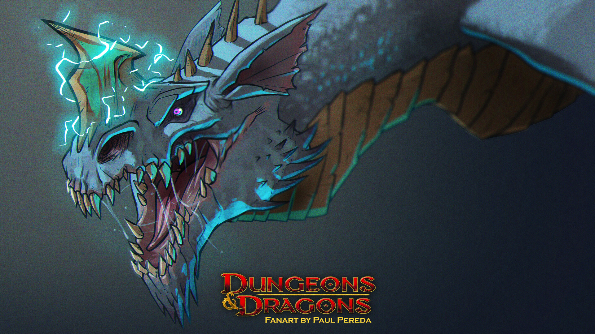 Artstation D D Dragons Paul Pereda