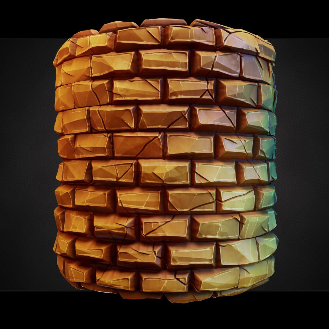 Jonathan caro jac brickstylized 02