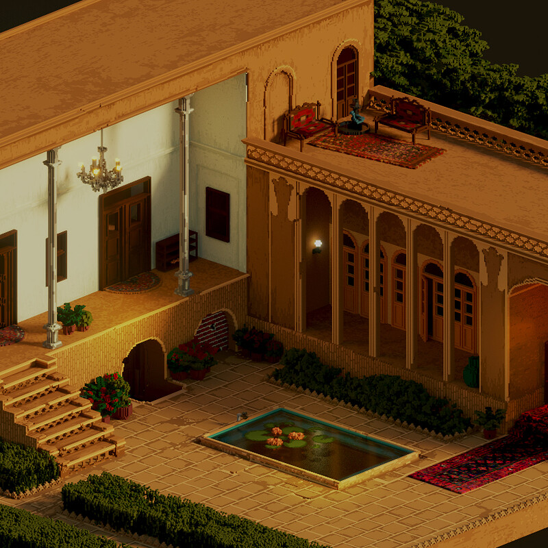 Persian House N.03
