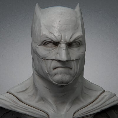 Batman Collectible Bust