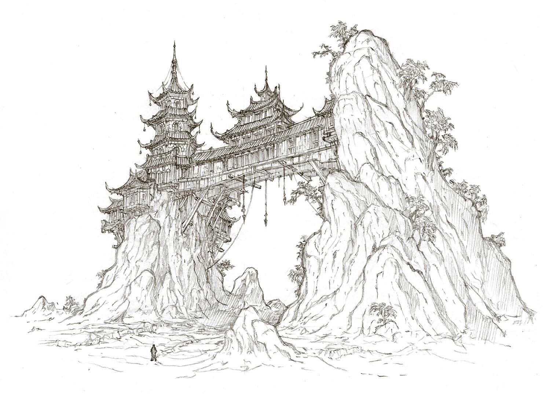 Min seub jung temple