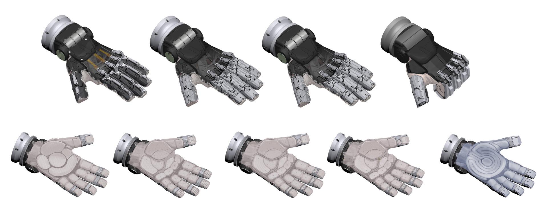 Hand Concepts - Tahiwi Trenor-Hunt, Grant Sputore