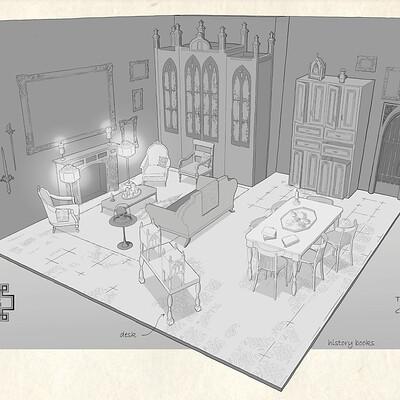 Nienke zijlstra nienke zijlstra ghost hunters room