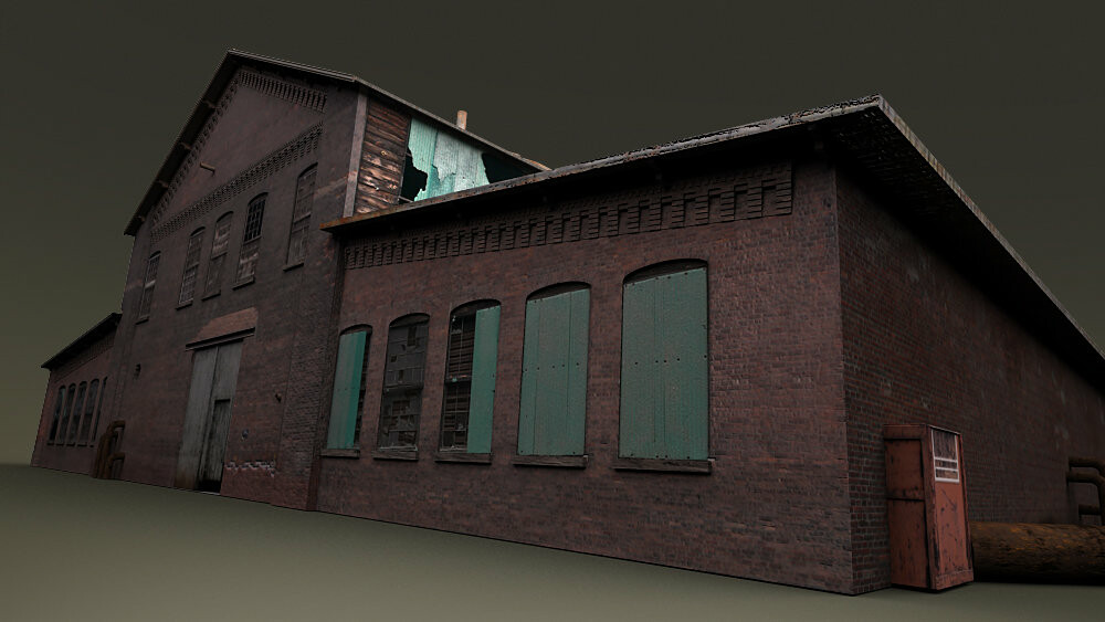 Di studios dis studio trainstation 007