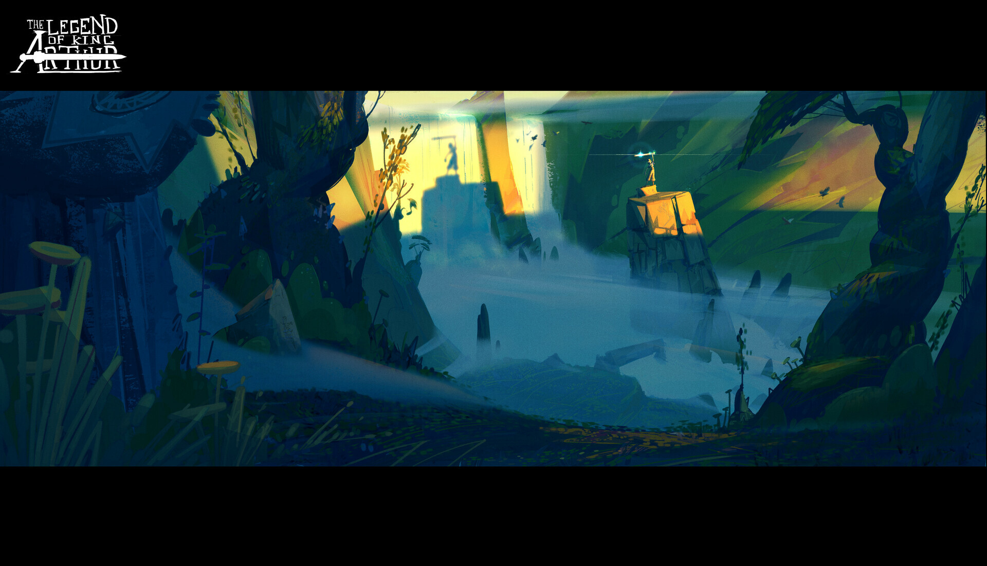 Fabia sans arthur legent artstation sword 02