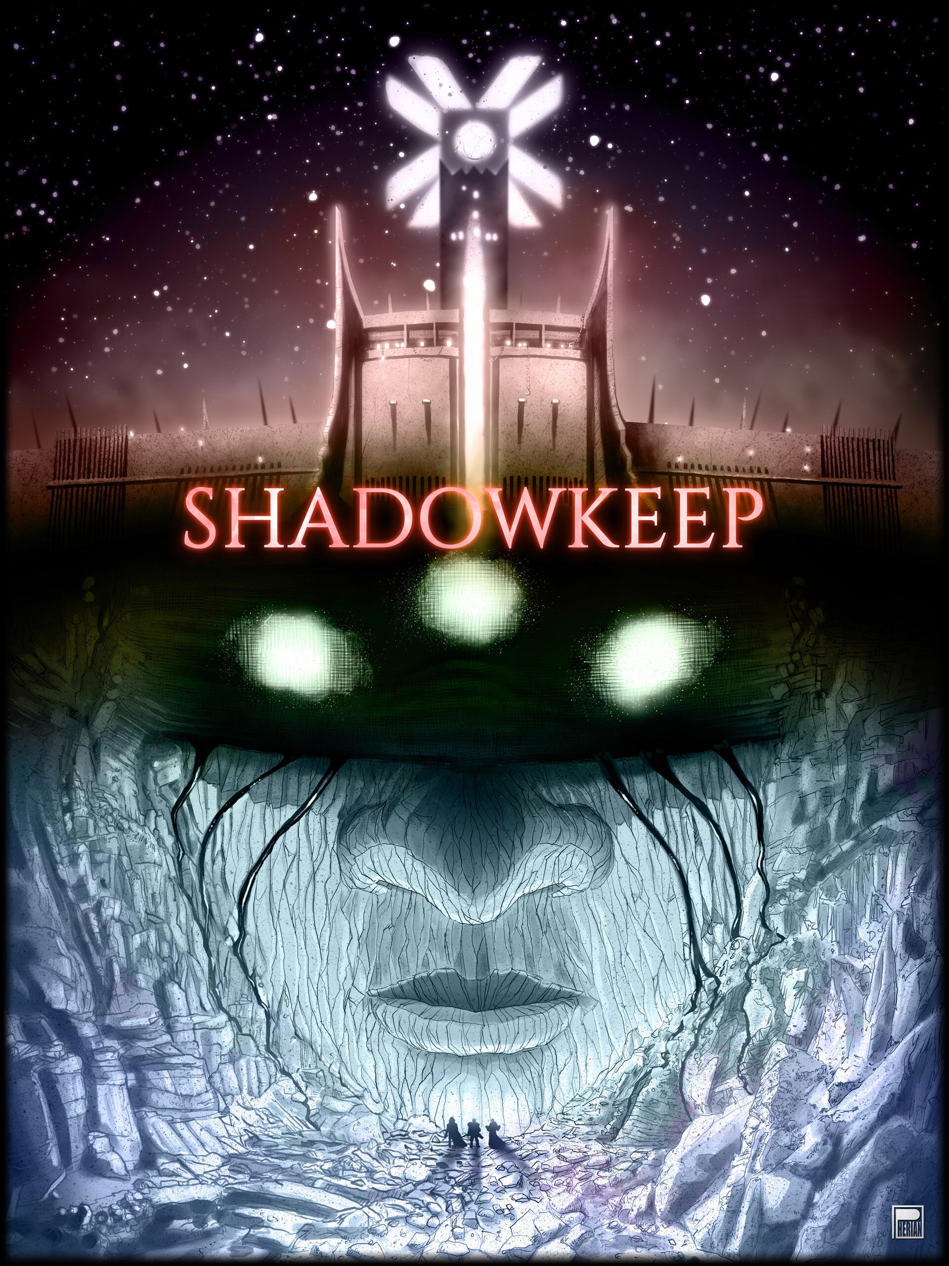 Shadowkeep Poster