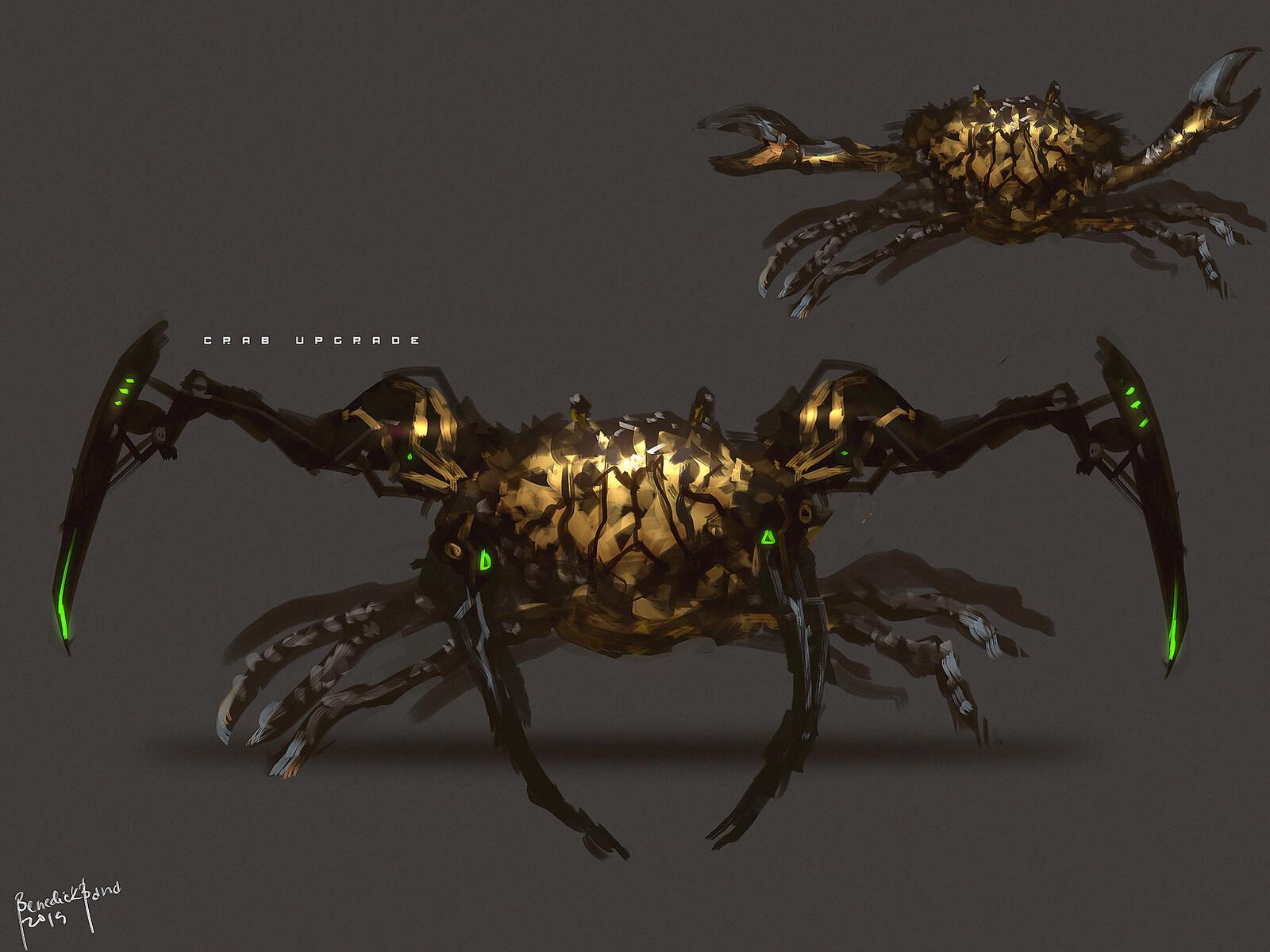Crab Upgrade