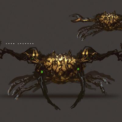 Benedick bana crab upgrade lores