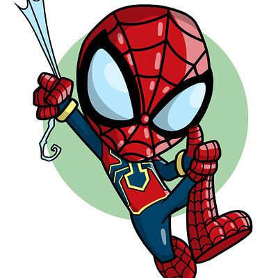Gustavo lucero spiderman endgame m