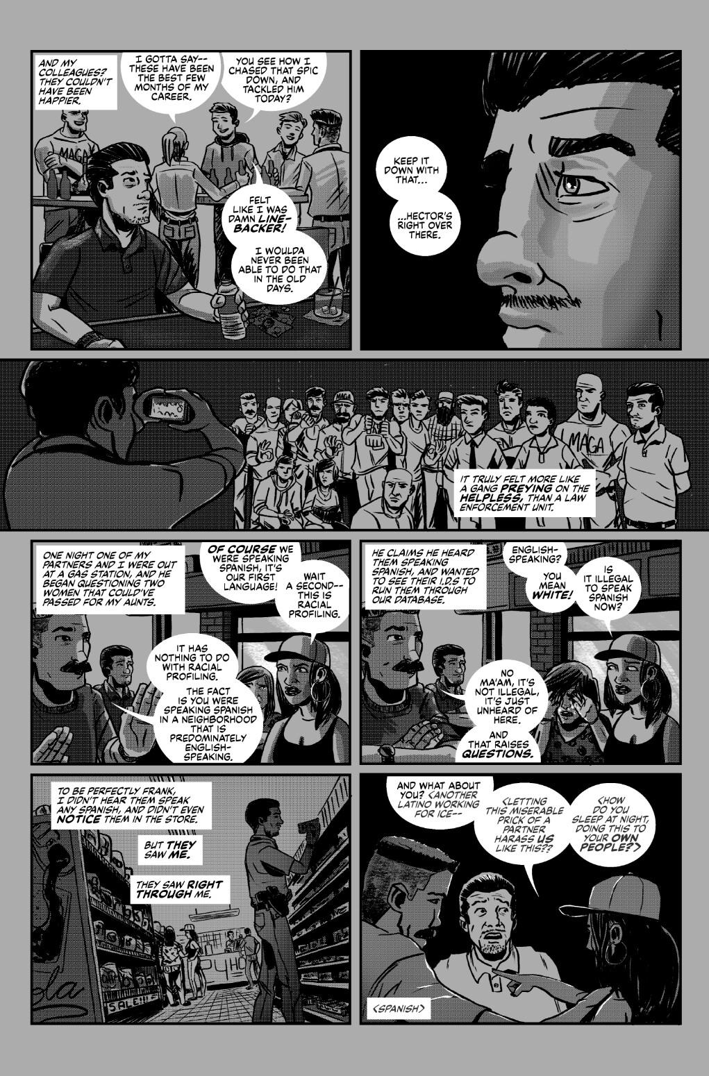 Sincerely, Agent Mejía: Page 5