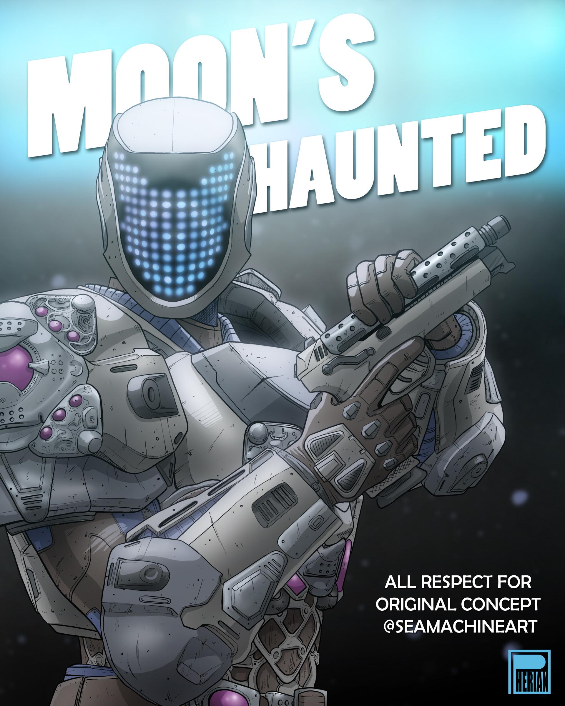 Moon's Haunted
