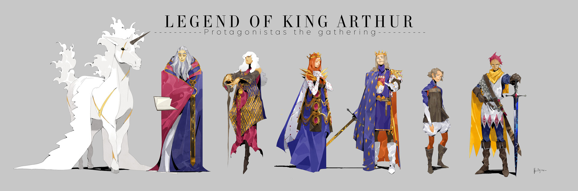 Boell oyino legend of king arthur challenge lineup