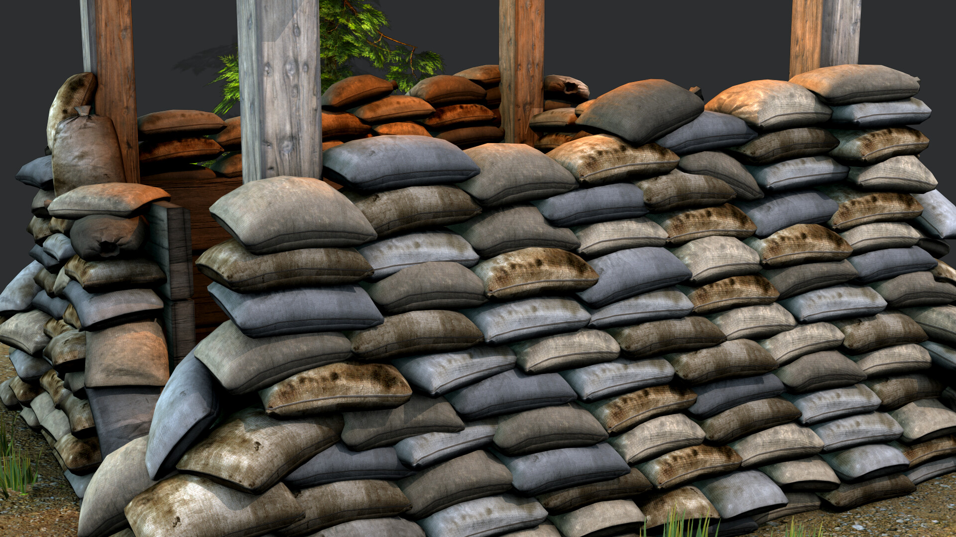 Jordan cameron sandbag bunker 15
