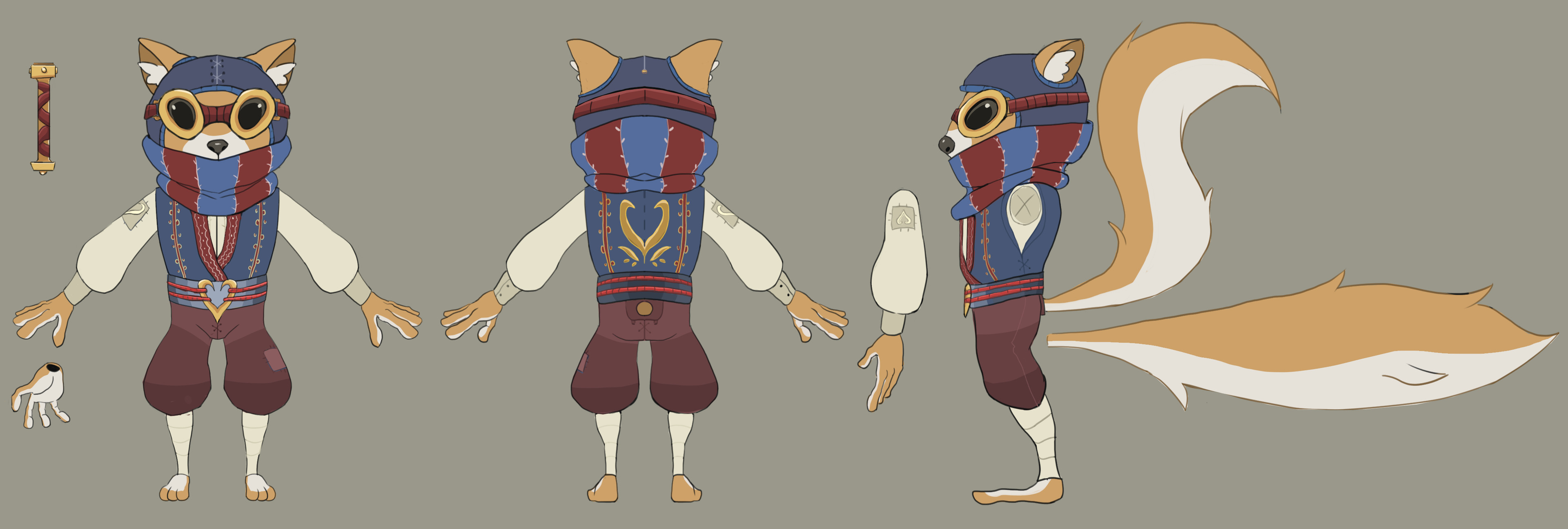 Character concept