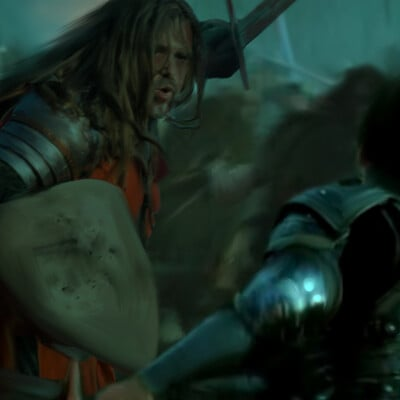 Jon yousef battle