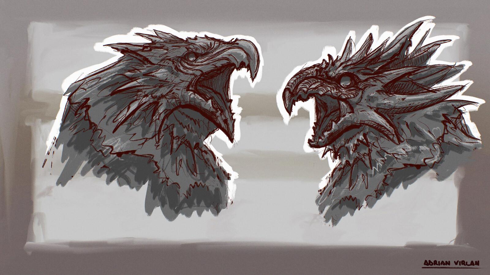 Bird Creatures
