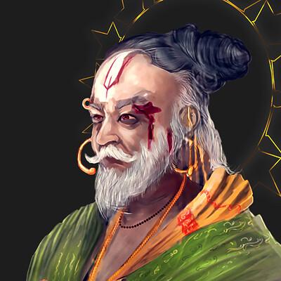 Natarajan s characterconcept sadhu 4