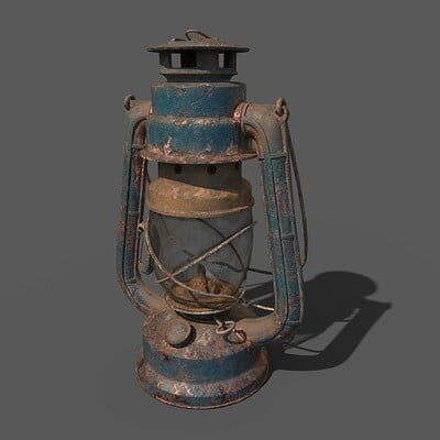 Learning more substance painter