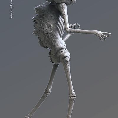 Surajit sen tickly digital sculpture surajitsen june2019