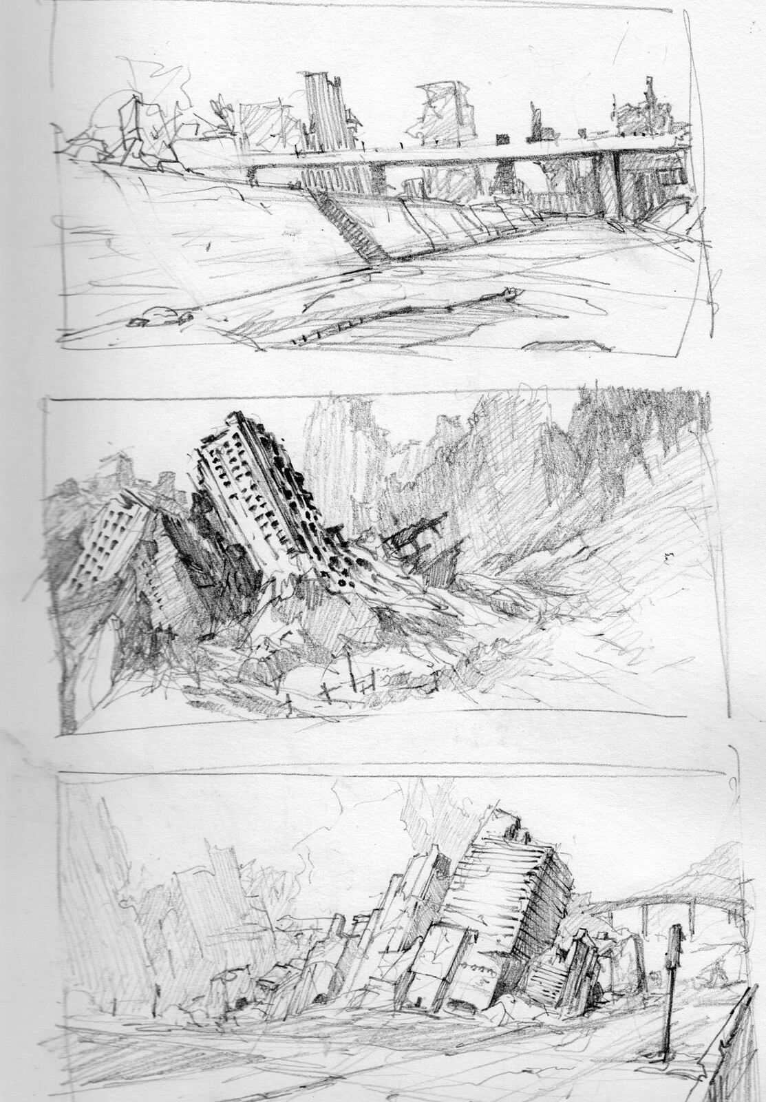 Sketches #1