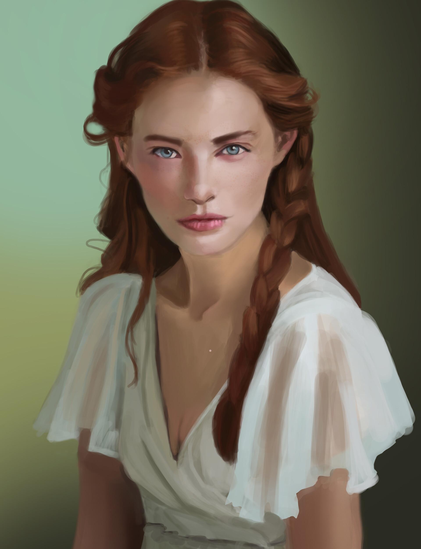 Anna r redhex portrait