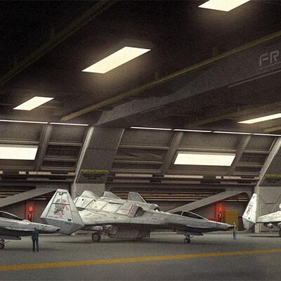 Hangar b productions frame21