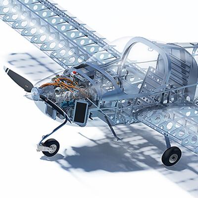 Hangar b productions rv 12 cutaway