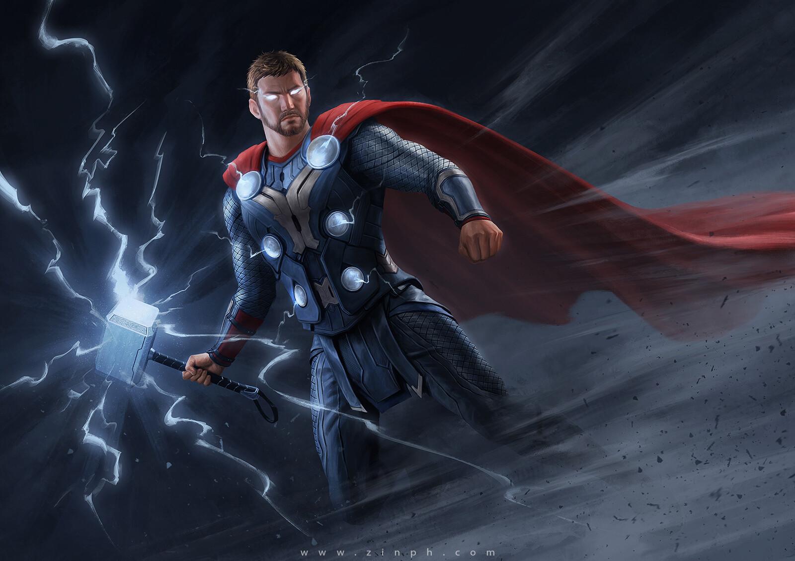 Thor - Fan Art