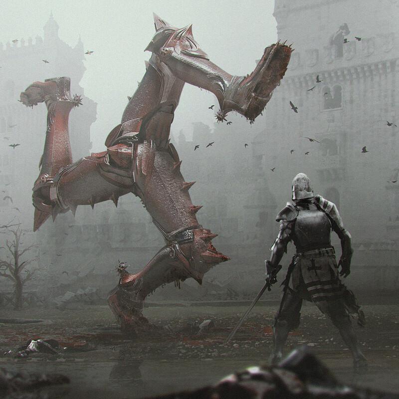 Triskellion Behemoth