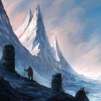 Jorge jacinto cold journey