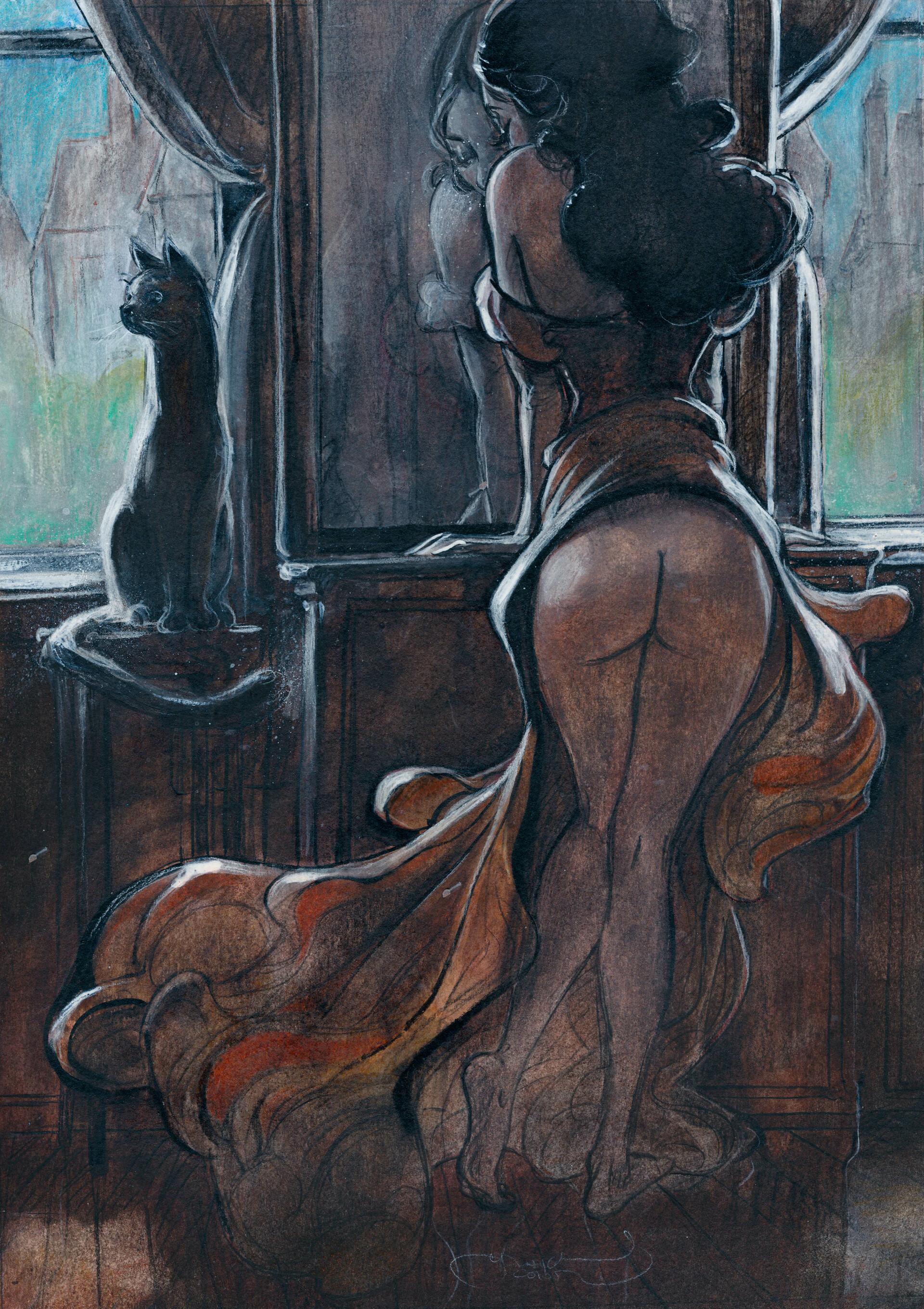Yannick corboz feline03