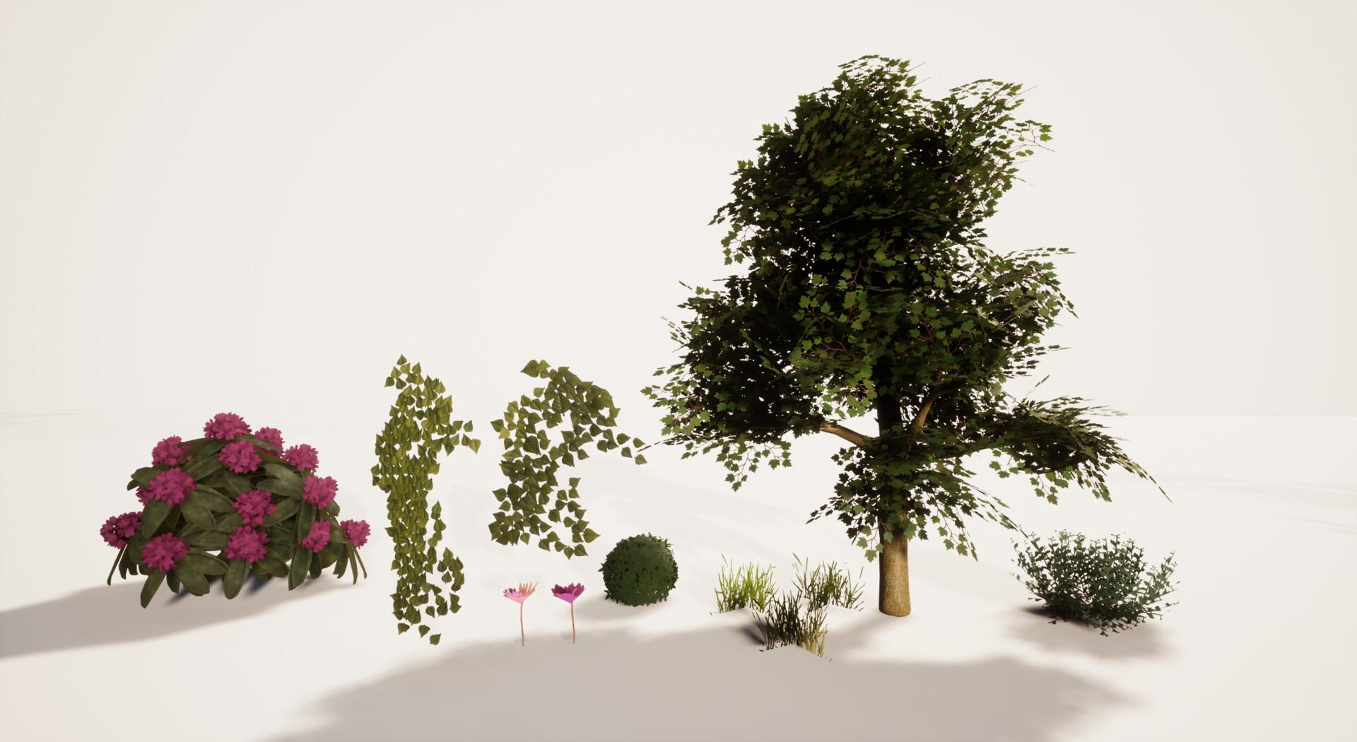 Breakdown #Vegetation