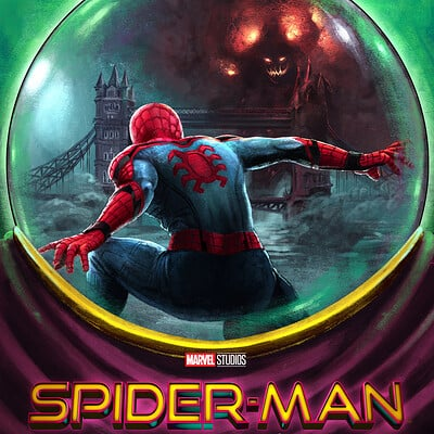 Nihat gokcen spider man far from home alt2