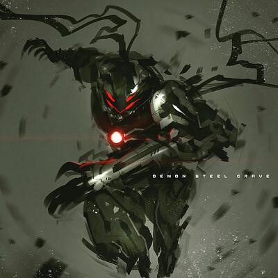 Benedick bana demon steel grave2 lores