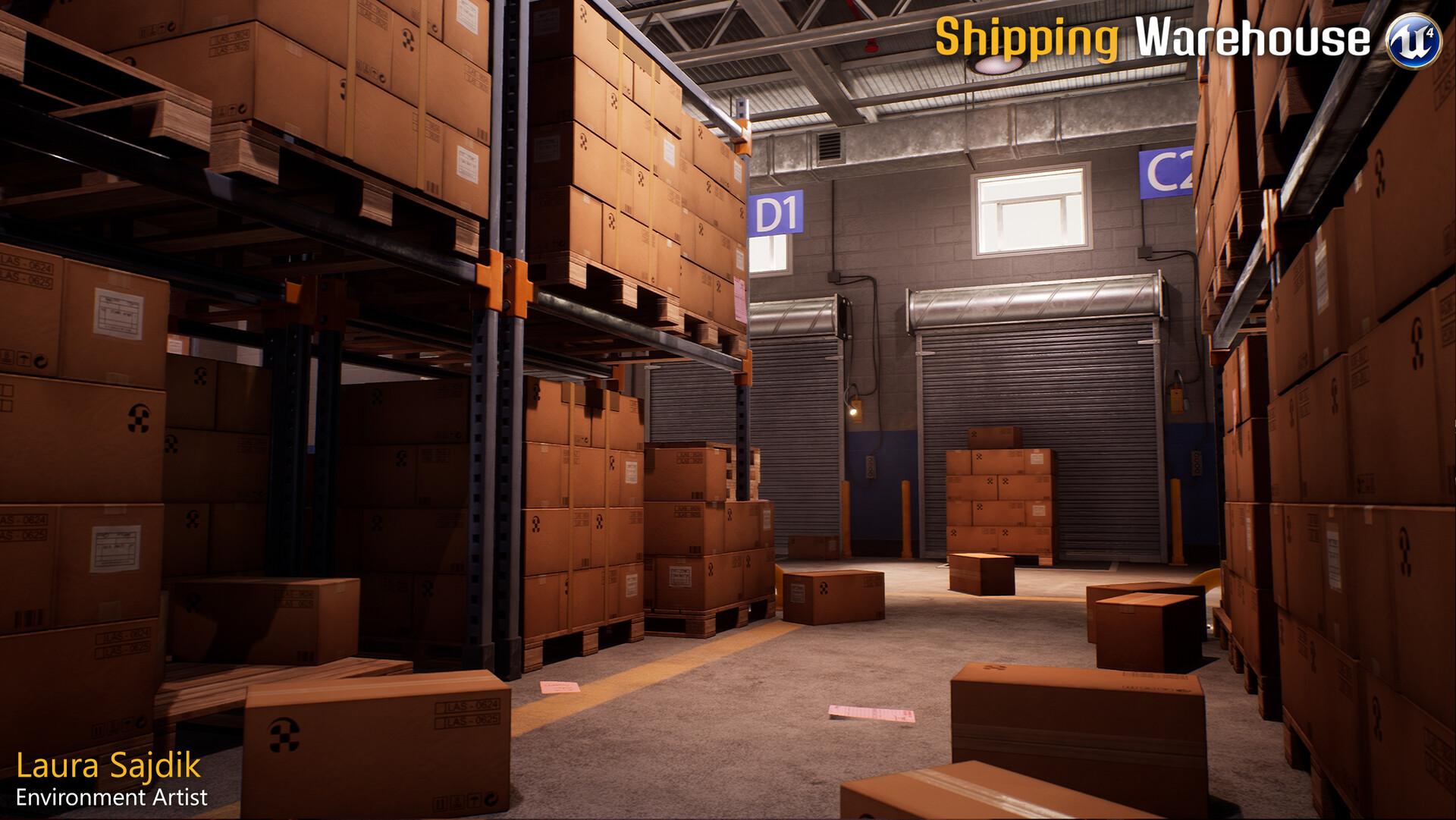 Laura sajdik laurasajdik warehouse07