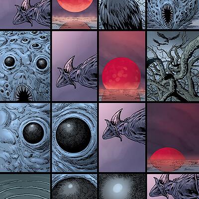 Piotr kowalski bloodborne 11 page 12 1