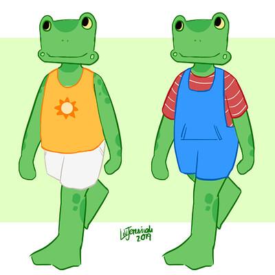 Liv jeremiah 06 19 frog