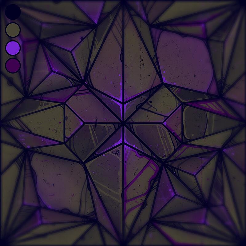 Shaylyn alia hamm purple