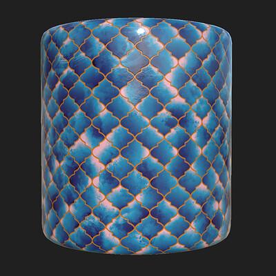 Ingvild grotlokken rounded cylinder