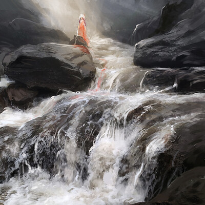 Kishore ghosh river