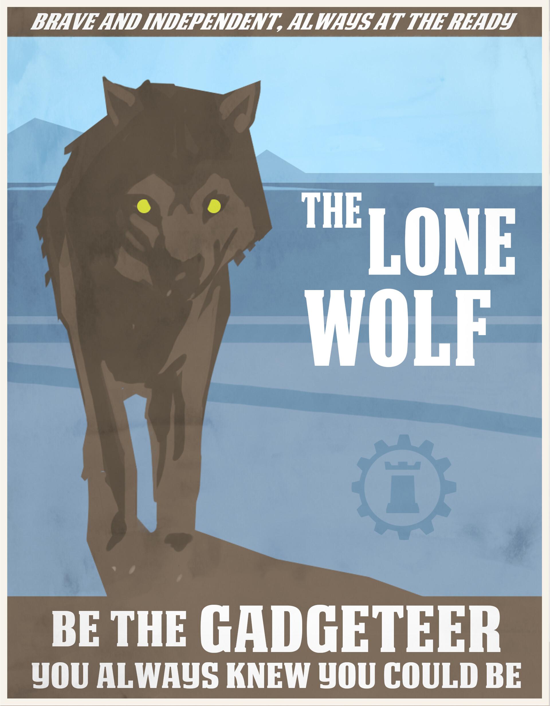 Chris ortega wolf