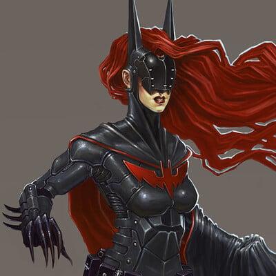 David d m cornish batwoman v1 02e