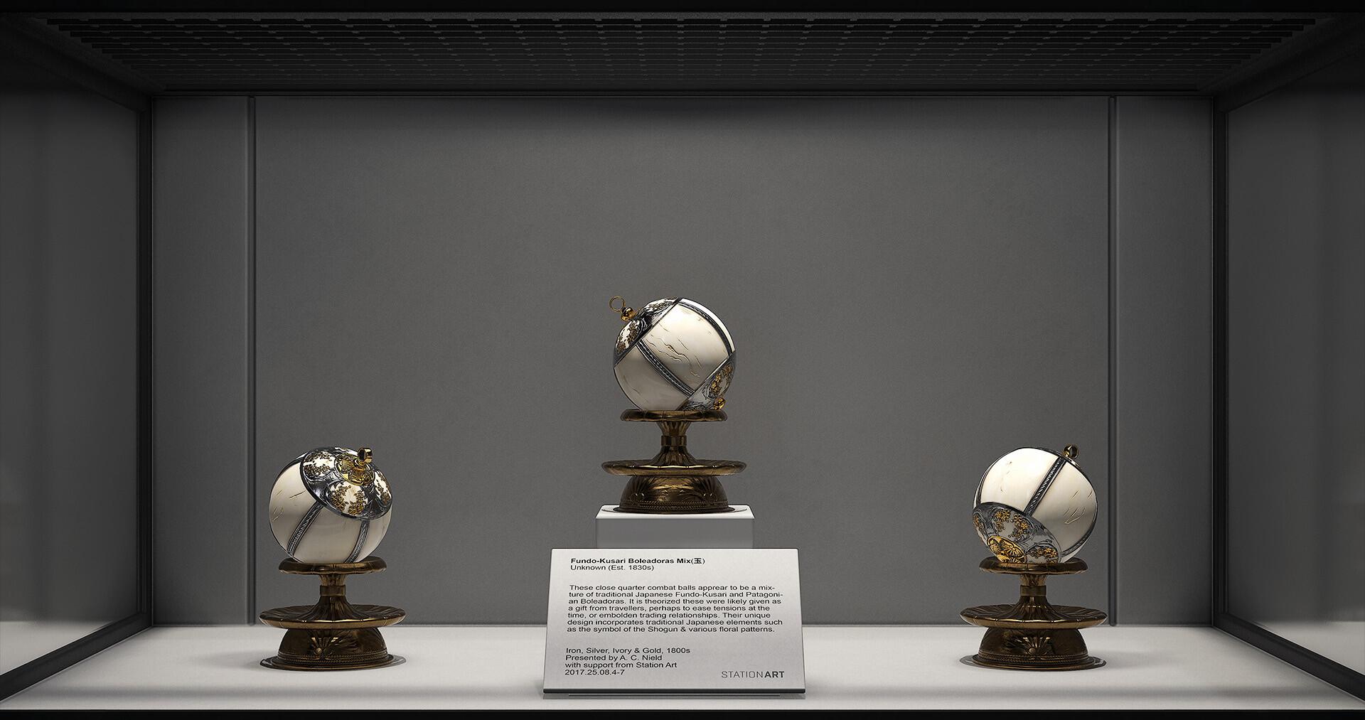 Adam nield bolas06 museum