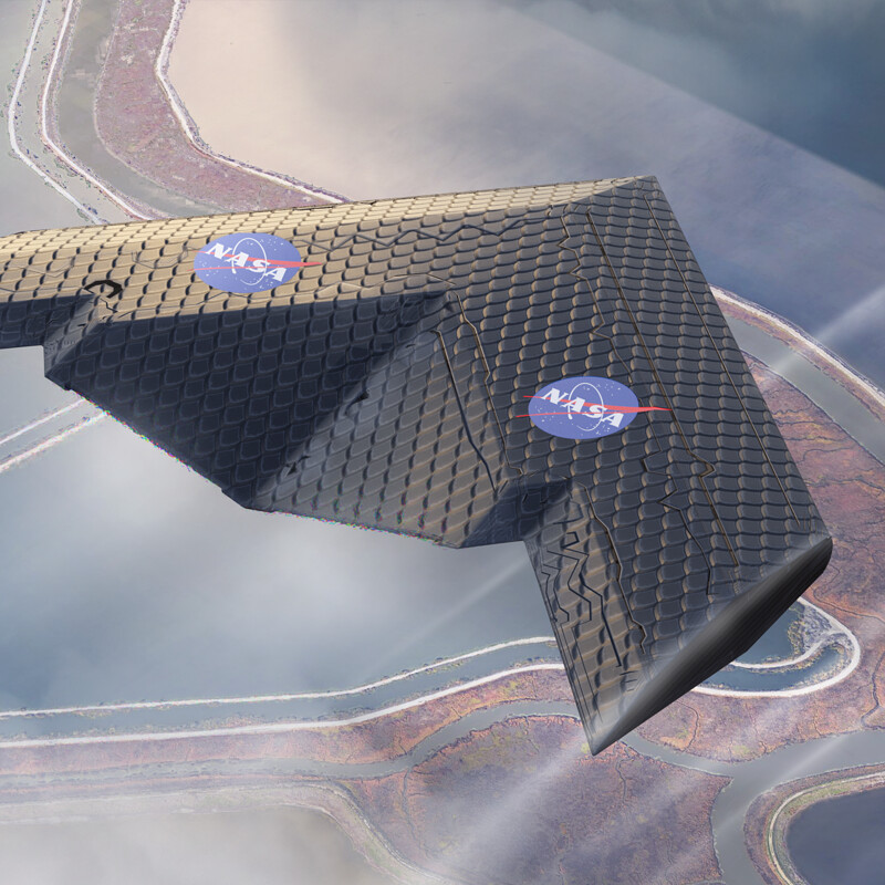 NASA - Flexible Wing