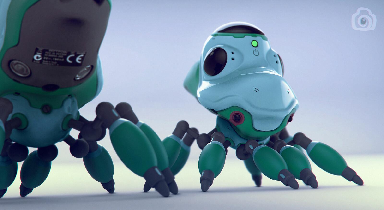Social Media Bot Winston