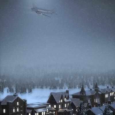 Hangar b productions vintervunderland